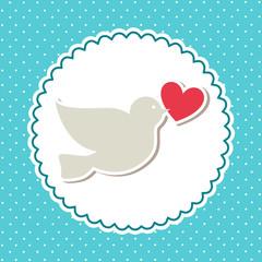 love bird design