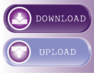 Download, upload buttons