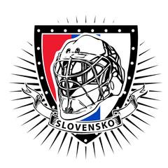 slovakia ice hockey shield