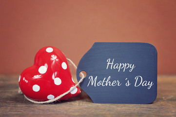 lovely greeting card - Mother ´s day