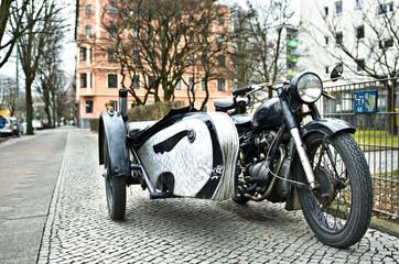 German Sidecar