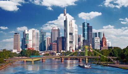 Frankfurt am Main, Skyline