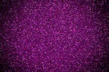 Purple-Pink glitter shines background
