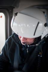 Notarzt Pilot Rettungshubschrauber Retten Arzt Rettungshubschrauberpilot