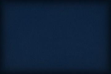 Recycle Pastel Paper Dark Marine Blue Coarse Vignette Grunge Tex