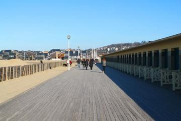 Les Planches de Deauville, France
