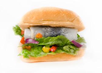 herring sandwich is a european special