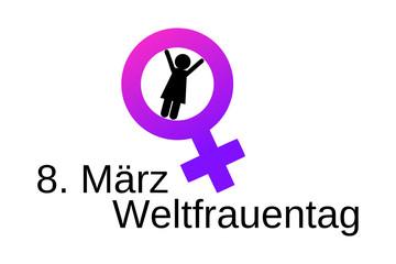 Weltfrauentag 8. März
