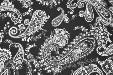 Background texture fabric floral pattern