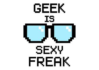 geek sexy freak