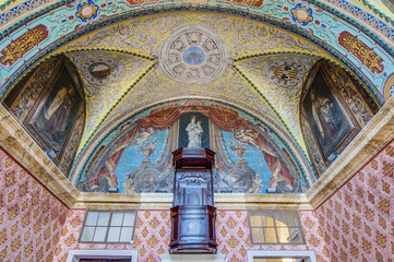 Carmelite Convent in Mdina, Malta