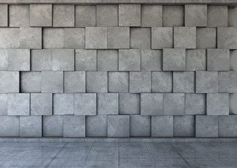 Abstract background of the concrete
