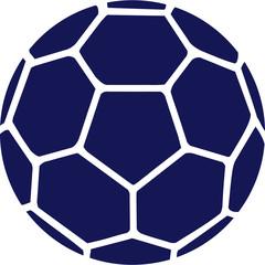 Handball Ball Blue