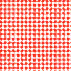 rot-weiß Karo Tischdecke Muster kariert Picknick