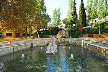 Fuente del Rey, Priego de Córdoba, Andalucía, España