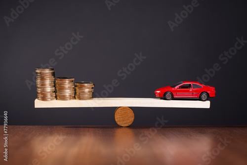 finanzierung eines autos stockfotos und lizenzfreie bilder auf bild 77936640. Black Bedroom Furniture Sets. Home Design Ideas