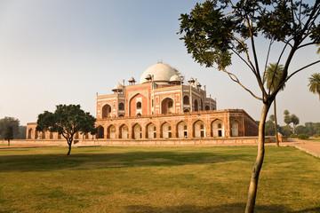 Printed roller blinds Delhi Humayun's tomb and garden, Delhi