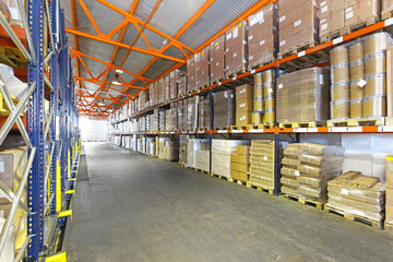 Logistic storage