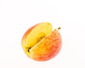 apple on white back ground