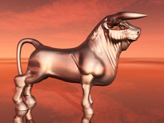 Spanish Fighting Bull