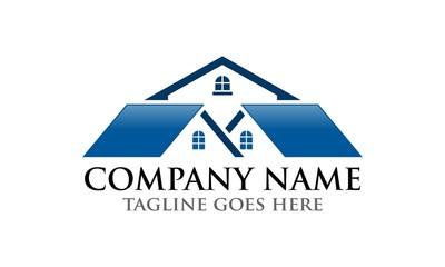 Real Estate Home Property Logo 2