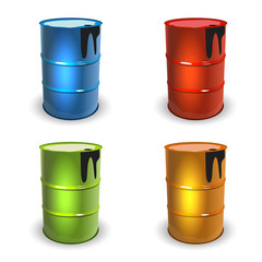 Barrel set colot