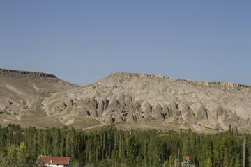 Kapadokya da Olmak