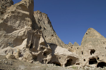 Kanyon ve Kapadokya