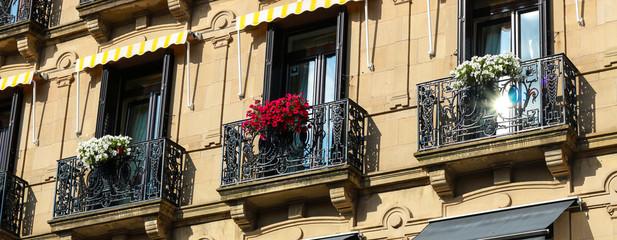 Architecture Donostia Saint Sébastien
