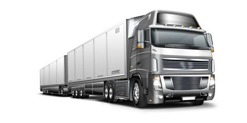 Truck, LKW,Gigaliner,  Überlänge-Laster