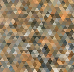 Triangle Shapes Pattern, Texture