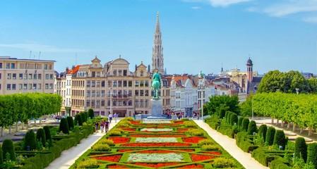 Keuken foto achterwand Brussel Bruxelles, Brussels, Belgium, Belgique