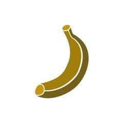 Icono Fruta_Plátano pasado COLOR