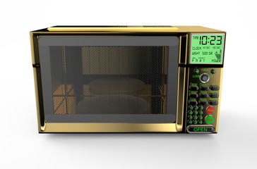 golden microwave oven