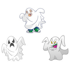 Ghost Illustration Collection
