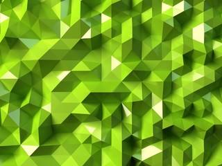 Green backround
