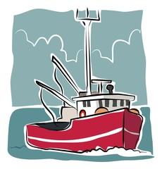 sketchy trawler