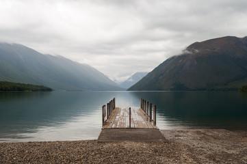 Photo sur Aluminium Nouvelle Zélande Nelson Lakes National Park New Zealand