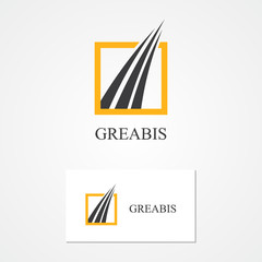 Logo for financial and bank companies
