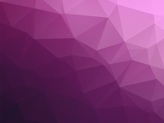abstract triangular dark violet purple background