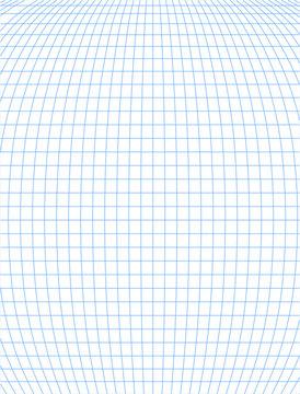 Longitude latitude lines vector