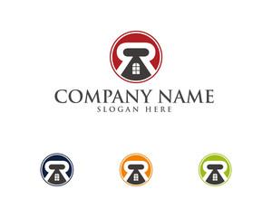 R Real Estate Logotype 1