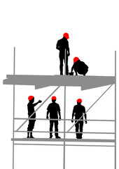 Workers people