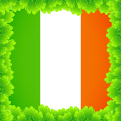 St. Patrick's Irish flag