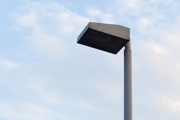 Recessed lighting in public