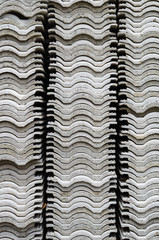 Stacks of Corrugated Roof#2