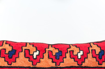 Middle eastern traditional pattern close up