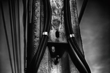 Tuinposter Ikea Electrical Pole