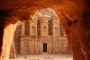 ASIA MIDDLE EAST JORDAN PETRA