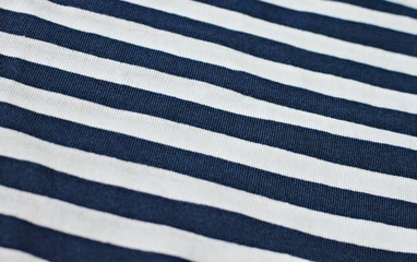 white blue striped fabric background